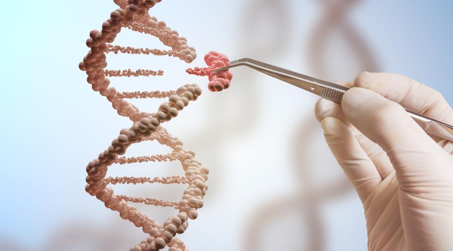 Причина онкологии кроется в поврежденной ДНК картинка